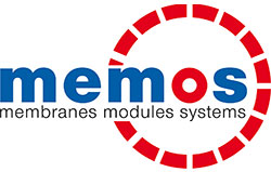 MEMOS Membranes Modules Systems - Logo